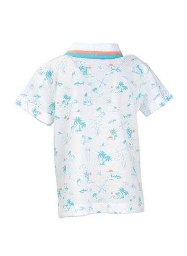 Mininio Oranj Surf Baskılı Polo Yaka T-Shirt (9ay-4yaş) Oranj Surf Baskılı Polo Yaka T-Shirt (9ay-4yaş) Mavi